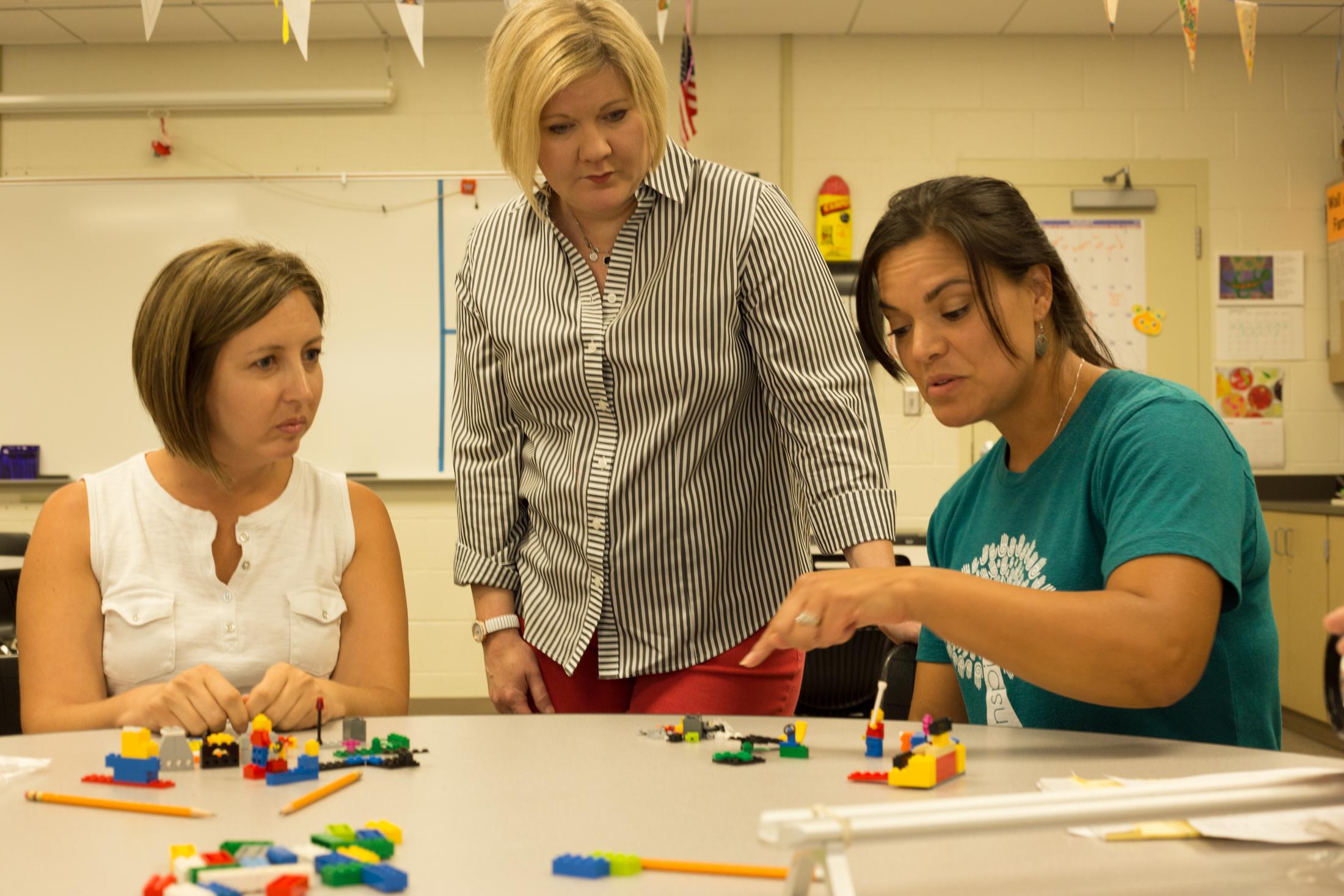Kim Polson, Certified LEGO® SERIOUS PLAY® Facilitator
