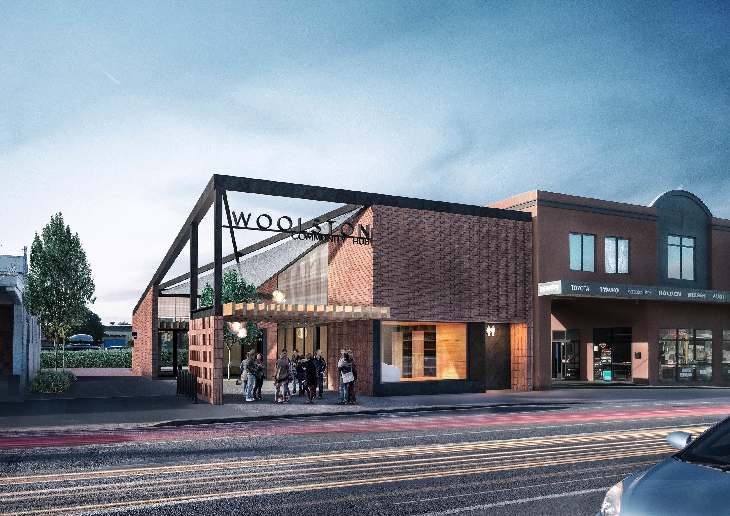 Woolston Community Hub