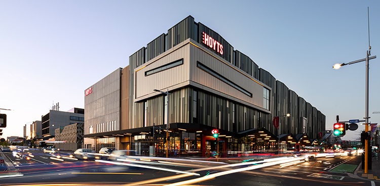 HOYTS ENTXVIEW PROJECT