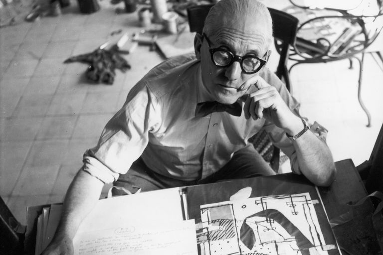 Le Corbusier - Architect, urbanist and writer