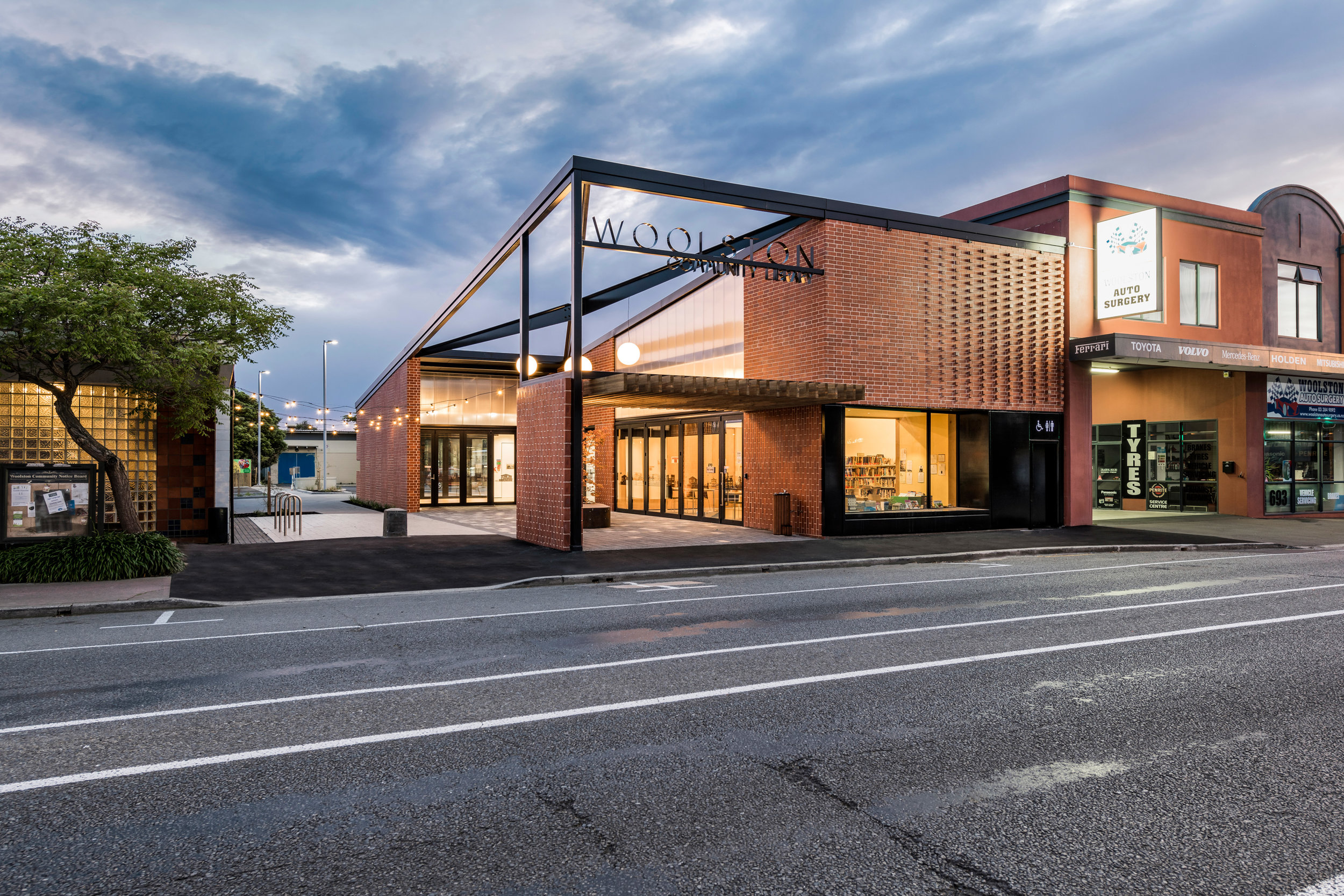 Woolston Community Centre