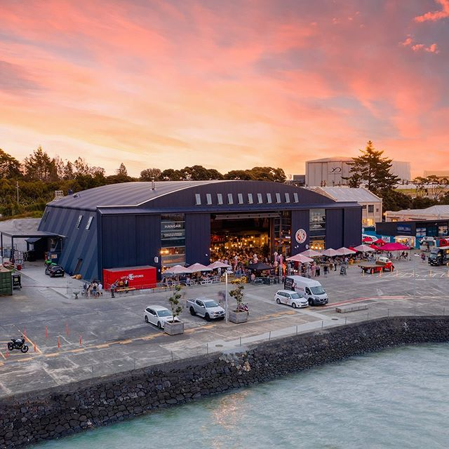 Make sure to check our latest creation- @littlecreaturesbrewingnz Hobsonville. NZ first spiritual home for Little Creatures taking residence in a refurbished WW2-era seaplane hanger in Catalina Bay.📷Sam Hartnett.  #ignitearchitects #architecture #Ignite #newzealand #auckland #littlecreatures #beer #craftbeer #interiordesign #interiordesigner #interior #interiordecorating #decor #rusticdecor #leather #interiorlovers #design #designer #retail #hobsonvillepoint #community #entertainment