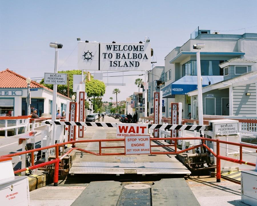 Newport Beach, CA. Photography © Richard Voss