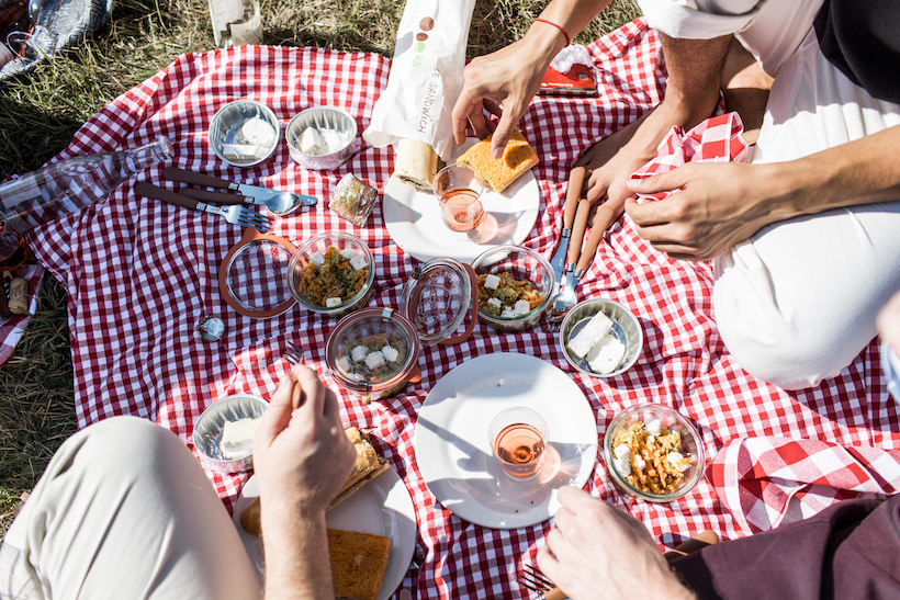 How to Throw a Picnic Wedding Reception | Rogue Wed Co | Elopements and Intimate Weddings | Atlanta, Georgia | Food.jpg