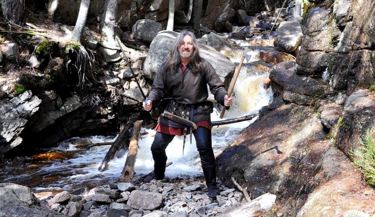 veien - the way of the viking warrior - tyr neilsen - glima