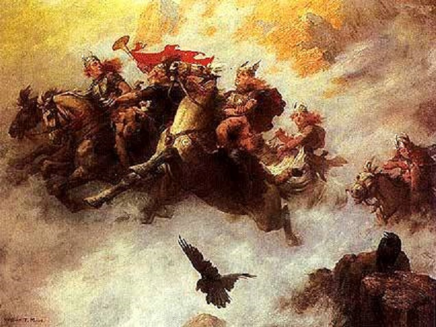 THE RIDE OF THE VALKYRIES BY W.T. MAUD (1890)