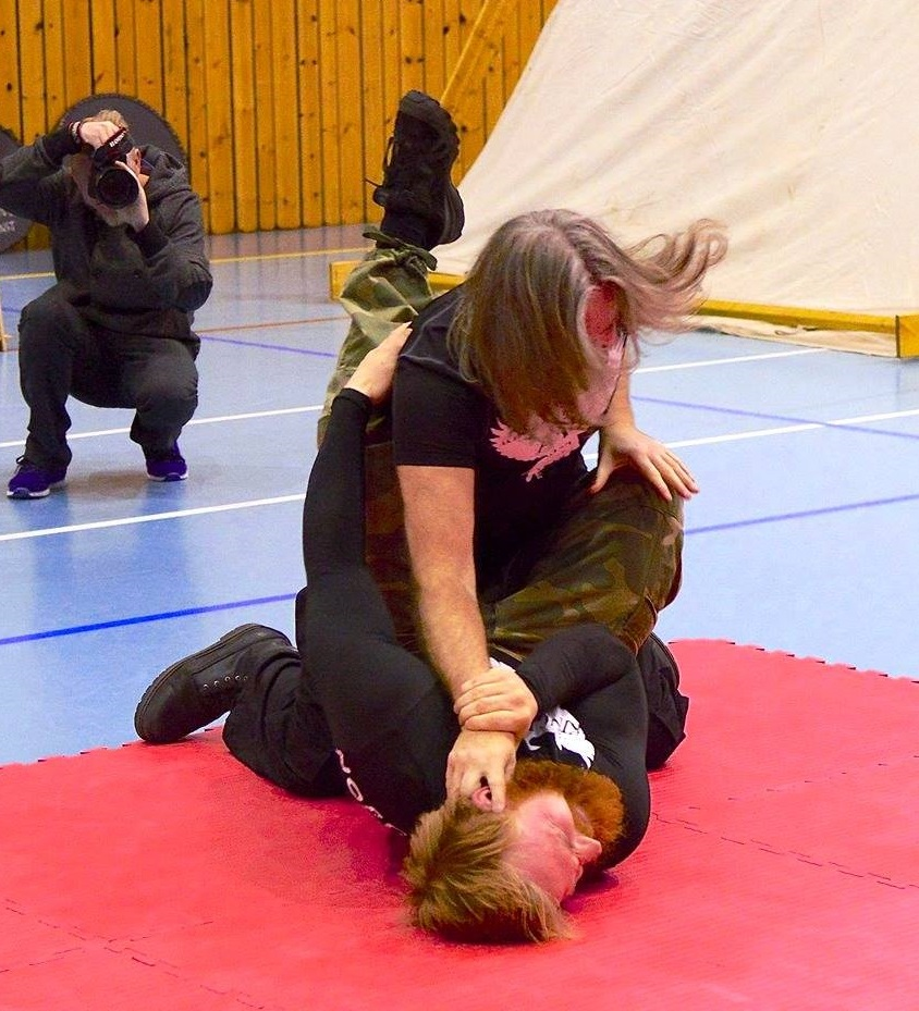 COMBAT GLIMA — ACADEMY of VIKING MARTIAL ARTS