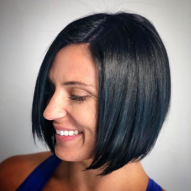 Not every color needs to shout to the world, some beauty whispers. Can you hear it? #discoveraudace #salonaudace #maindistrictnorman #salonsavvy #normantopsalon #normanhairsalon #oklahomahairsalon #behindthechair #shuuemurahair #sevenhaircare #partneredwiththebest #modernsalon #ghdhair #loveourjobs❤️ #licensetocreate #naha2019 #votedbestsalon