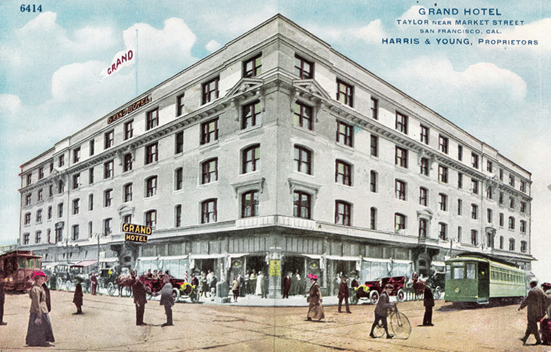 Grand Hotel (circa 1907)