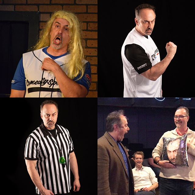 If you see the man, the myth, the legend today - Wish Jeff a Happy Birthday! ComedySportz San Jose and all of its loyal fans wish you the best day, ever!  #cszworldwide #cszsanjose #deadtomeclub