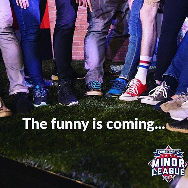 Get a sneaky peek TONIGHT at CSz San Jose's minor league... for 🌟FREE🌟 It will be magical, funny, and downright awesome! Here's your chance to see the up and coming and brilliantly talented! Get there early to get a good seat! #cszsanjoseminorleague #cszsanjose #brilliant #funny #awesome