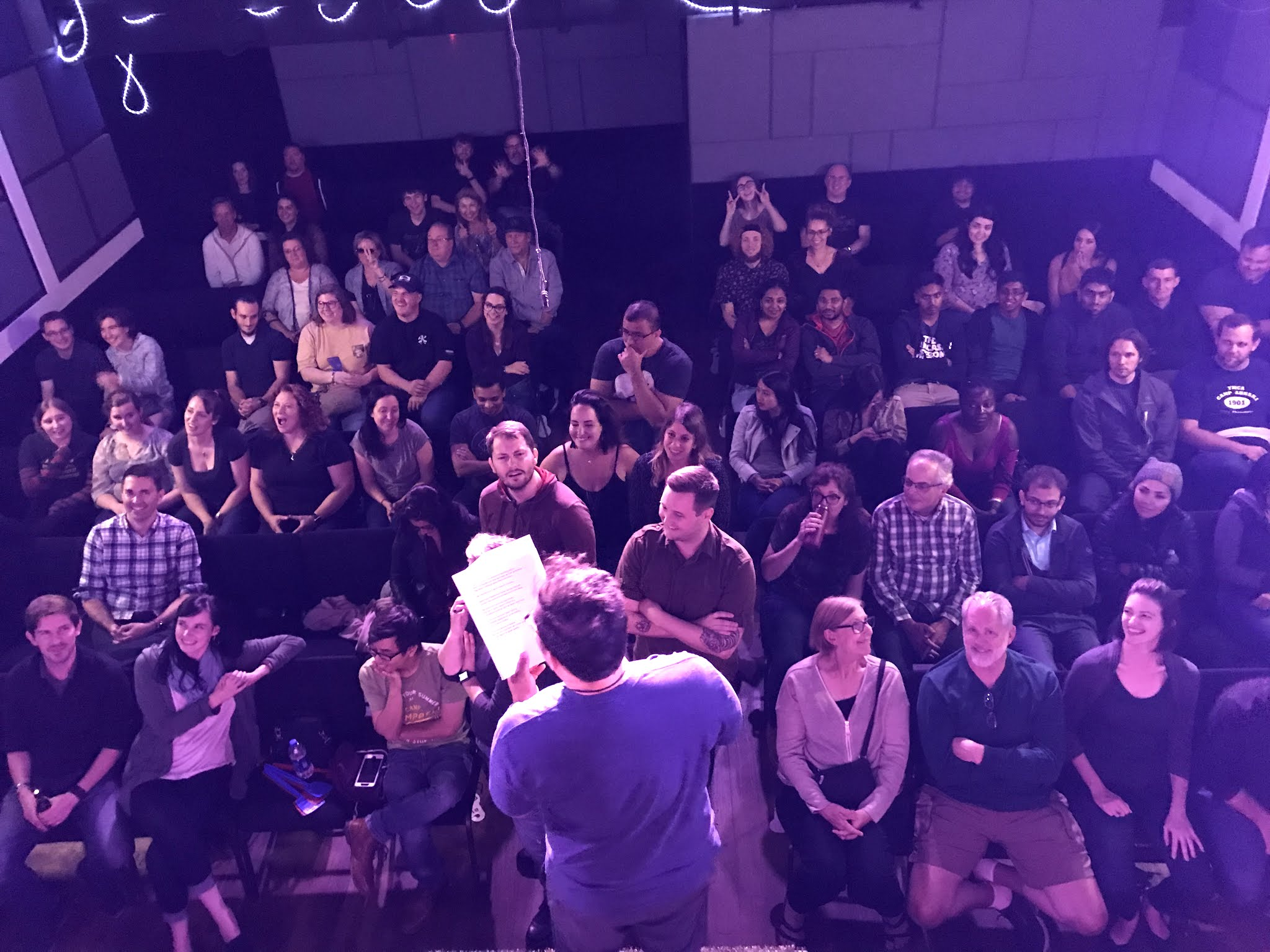 5th Saturday Improv jam - Every 5th Saturday, we invite you to join us on stage for the late show. Jump in a to the show with main stage players in a safe improv environment.