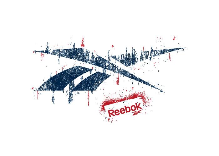 Reebok Vector Distress Graphic
