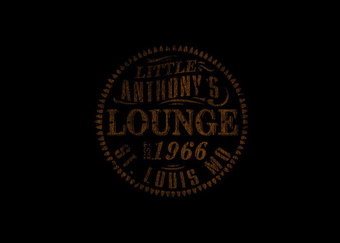 Casual Male- Anthony's Lounge Tee Graphic