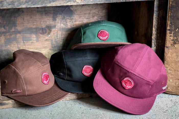 Steez Wax Seal Hats