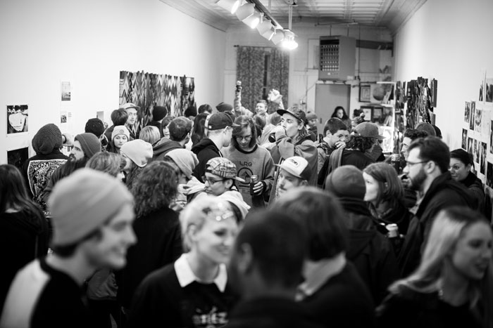 Steez 30th Art Show at Mingo Gallery