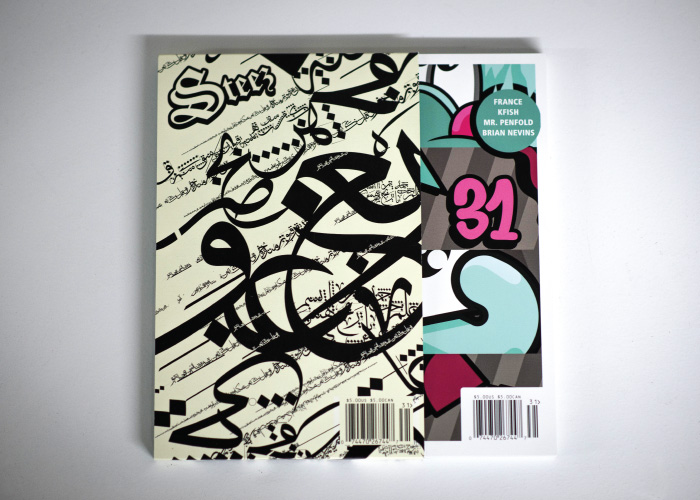 Steez Issue 31 with Sliding Sleeve