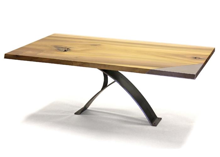 Tulip Wood Table