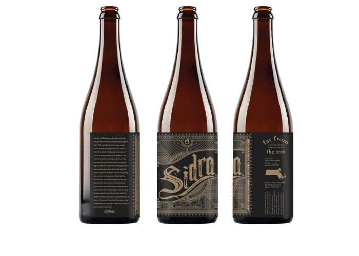 Far From the Tree / Sidra - Cider Labels