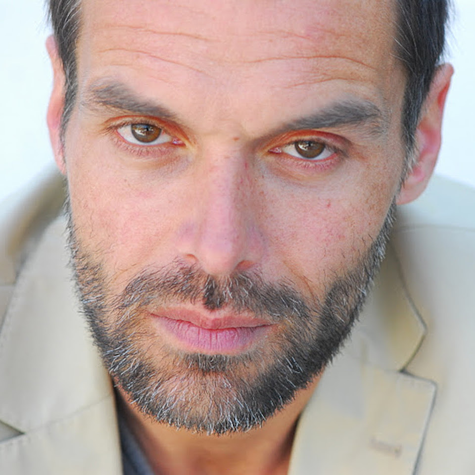 Rudolf Martin as Chandon Schtiff appears in:   Saige and the Tantric Guru    Goat Semen Bloopers
