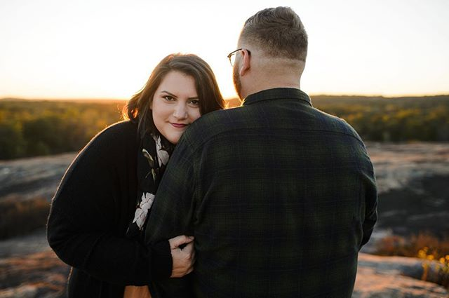 another one of my faves from our engagement shoot 💛