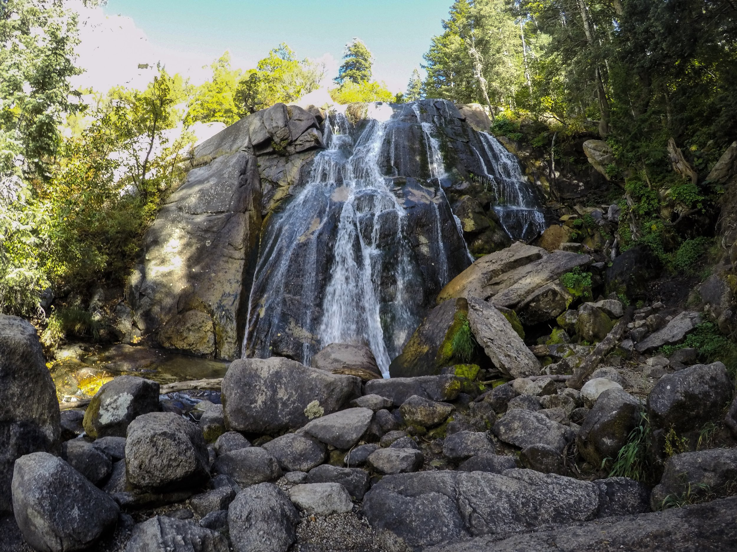 Bells Canyon Waterfall
