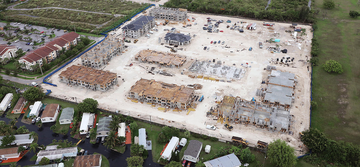 Alcazar Apartments Phase II - Service - National Green Building Standard Certification: Multi-Family (NGBS)Set to begin construction in 2019, this mixed-use development will offer 232 market rent apartments, as well as 8000 sq./ft of commercial space. It is located in Naranja, Florida. Alcazar Development group is seeking to achieve a National Green Building Standard (NGBS) bronze certification.