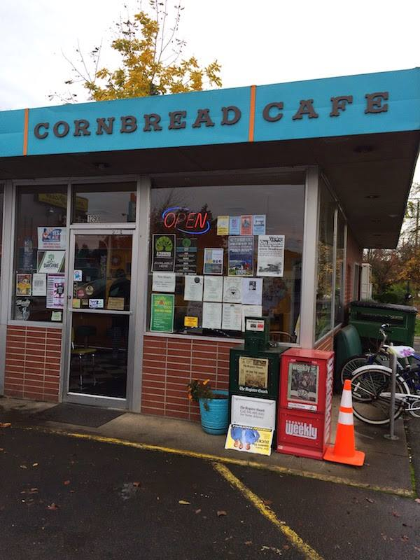 cornbread cafe vegan restaurant