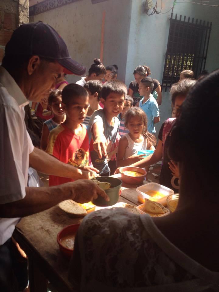 Feeding Centers Nicaragua    Santa Maria, Posoltega    Nindiri, Masaya