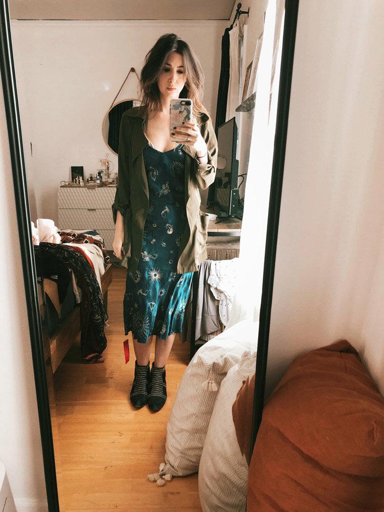 slip on dress boots