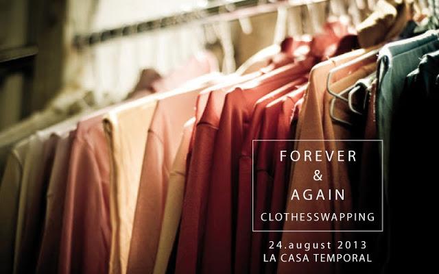 JUNGLE FOLK EVENT CLOTHESSWAP
