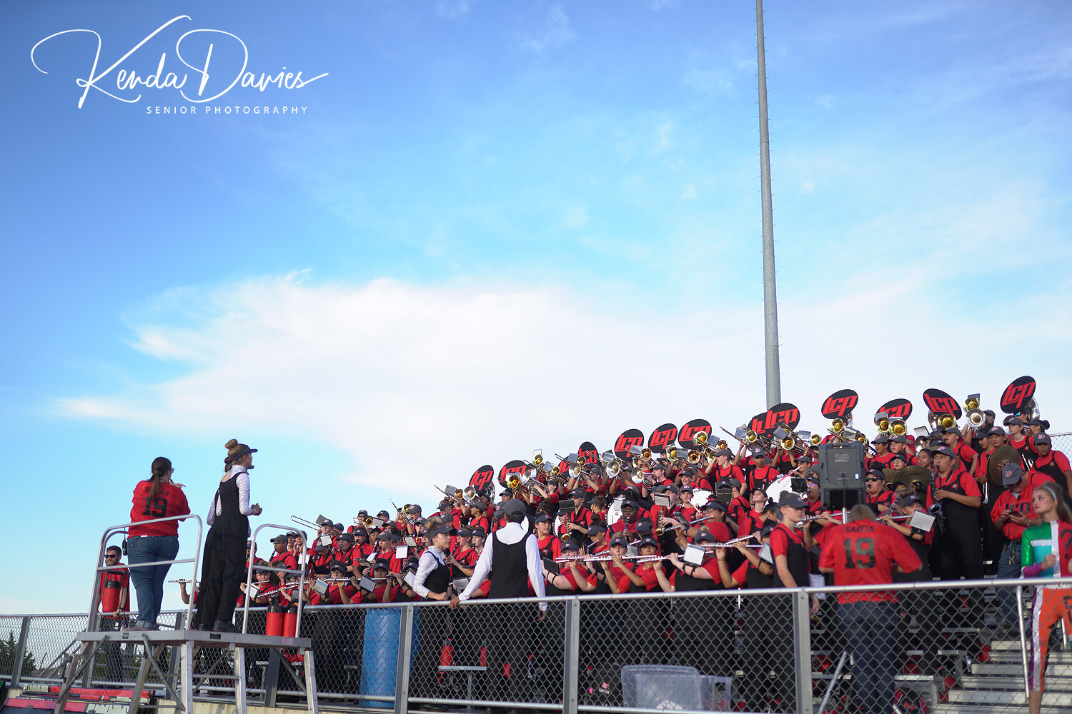 LCP has one of the best bands in the 806!