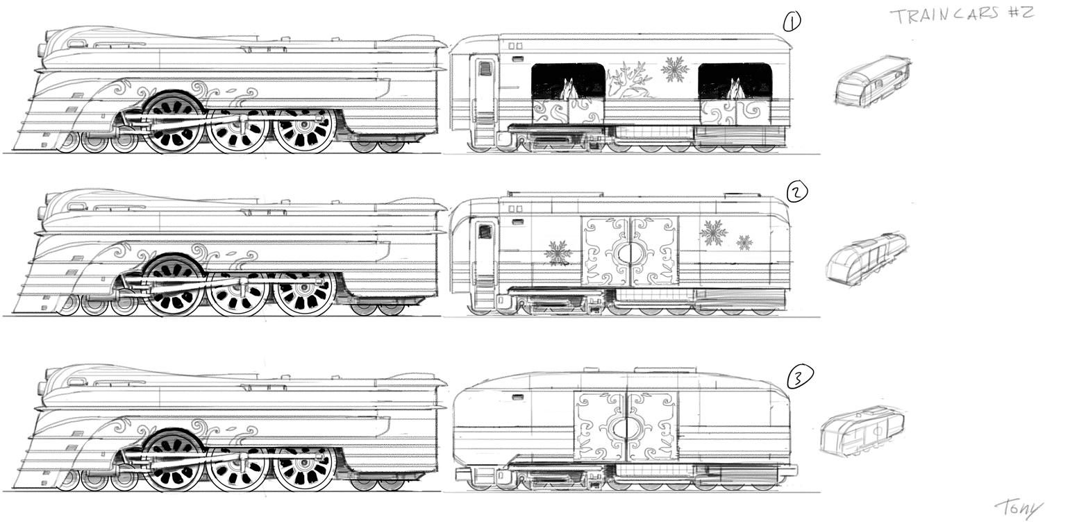 Wagon explorations.