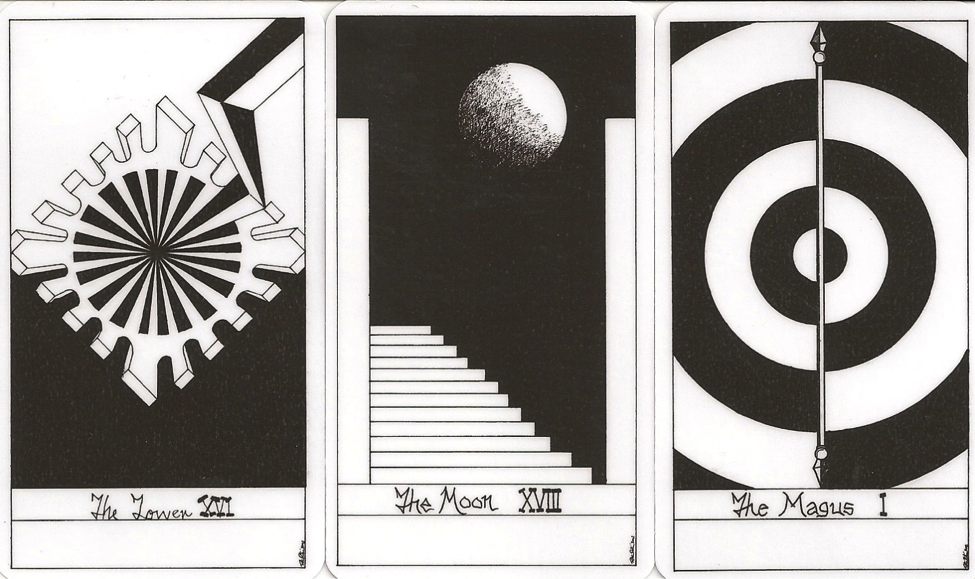 Cards from the Rotin Tarot
