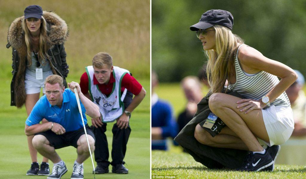 Shorts: Club Monaco, Top: Club Monaco, Jacket: Kooples, Shoes: Nike, Watch: IWC, Sunnies: Victoria Beckham