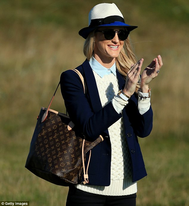 Sweater: Moncler, Shirt: Zara, Blazer: Maje, Bag: Louis Vuitton, Hat: Inverni Bangle: Hermes, Bracelet: Cartier Sunnies: Persol