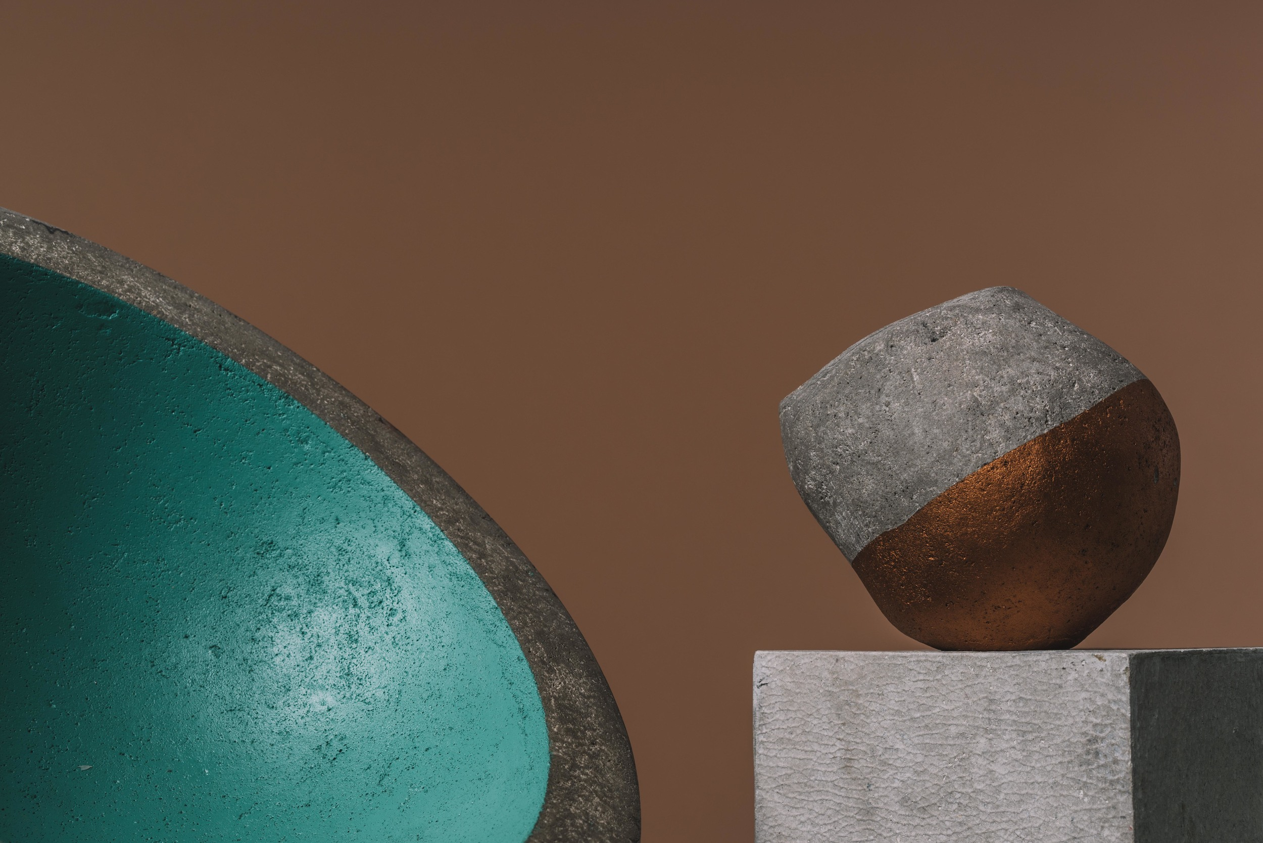 Finishes: From raw to finished textures