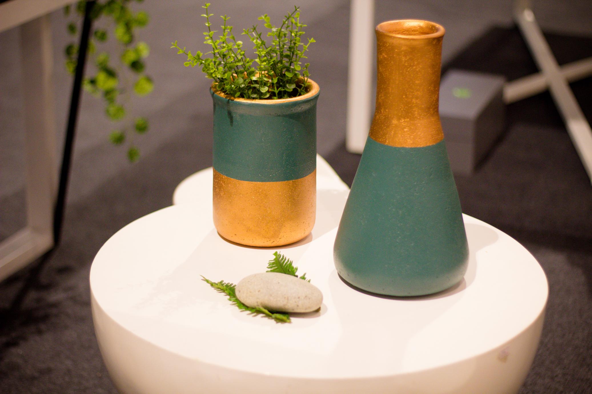 Accent vase