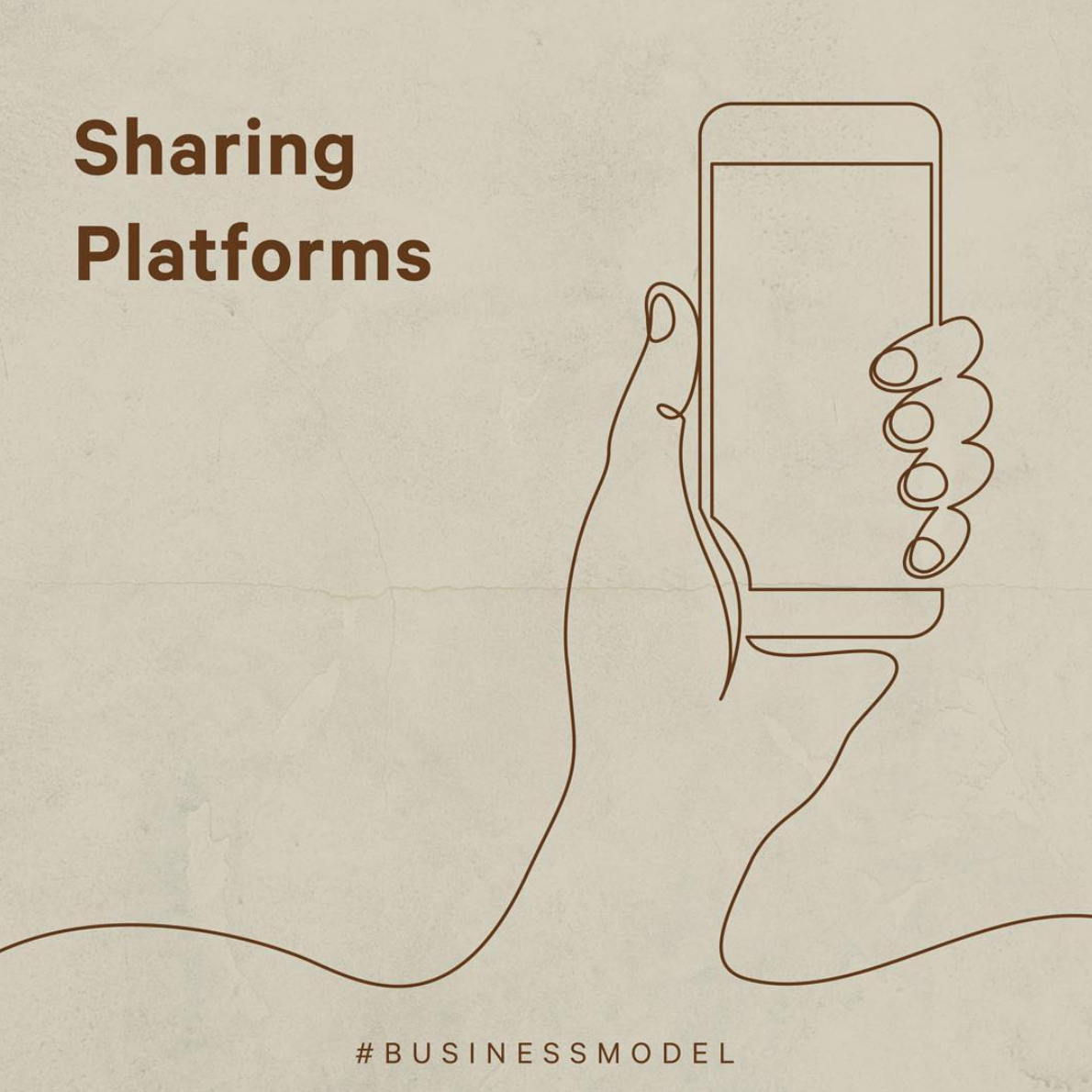 Sharing Platforms - You're probably most readily familiar with this business model. In fact, it builds upon a form of financial and social empowerment of humanity since time immemorial. Today, ventures such as carpool, lodging, and crowdfunding apps encourage renting, selling, sharing, and reuse of resources. Dahlberg reports industry revenues to be about $30 billion yearly, and it's even expected to grow by as much as 30% in the near future.