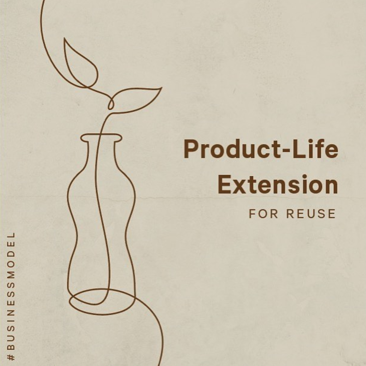 Product-Life Extension - People often fall into the trap of buying new things instead of reusing or repairing them. This model gives these consumers an opportunity to repair their products for multiple uses. Remanufacturers and refurbishers of second-hand items, both of which go against the harmful trend of planned obsolescence, fall under this category. PR Newswire estimates that global automotive parts remanufacturing alone amounts to a $33 billion industry.