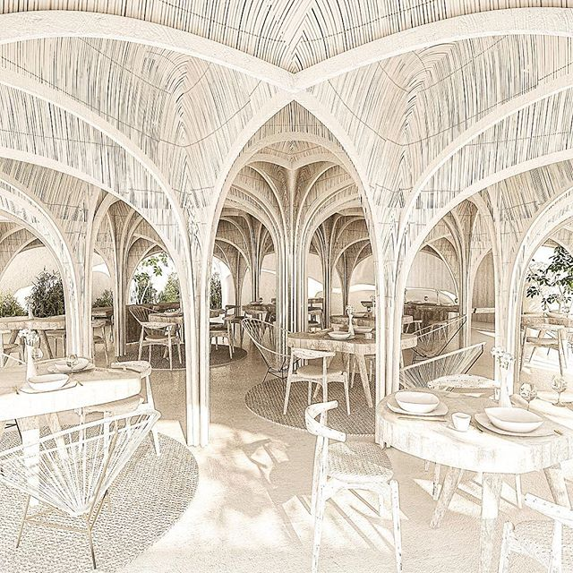mixing #Greece #tulum and #parametricdesign in #hurghada 😎 #restaurantdesign www.omniview.com  #hotel #boutiquehotel #Greece #design #architecture #interiordesign #parametricdesign #algorithmicdesign #interiorideas #geometry #furniture #architecturelovers  #Omniview #Omniviewdesign #Dtsigosarchitecture #dimitritsigos #dimitriomniview