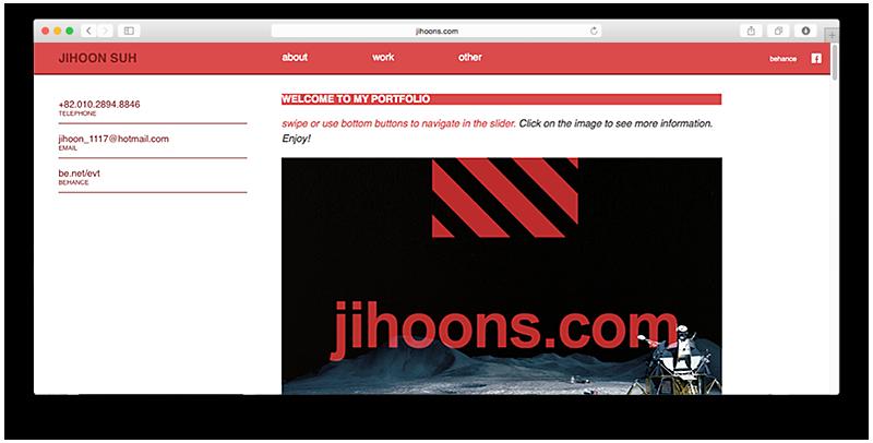 First Website from scratch