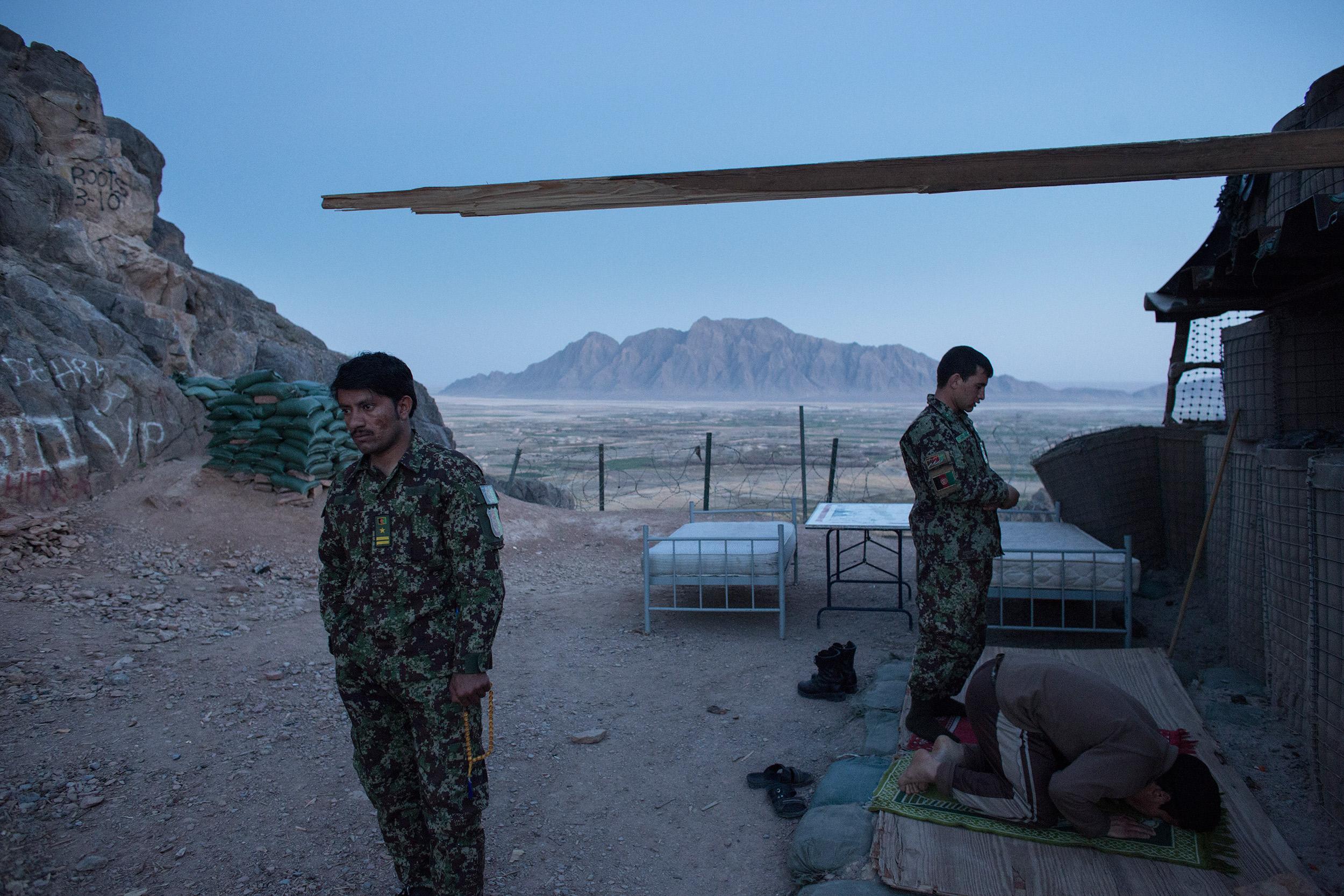 Kandahar, March 2015