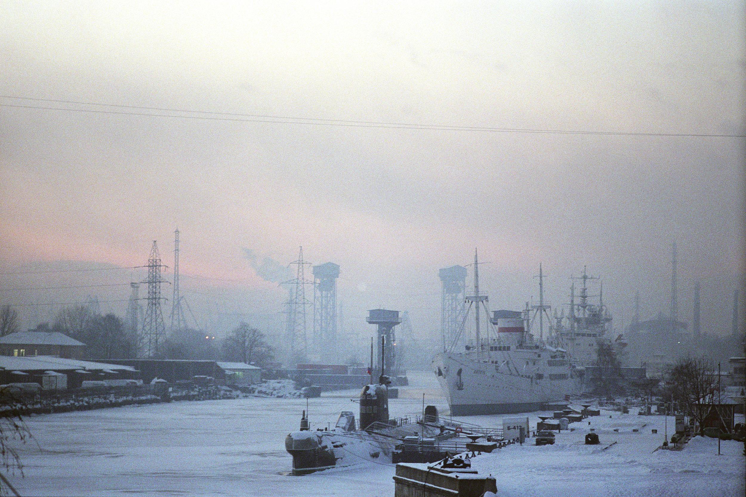 Kaliningrad, January 2003