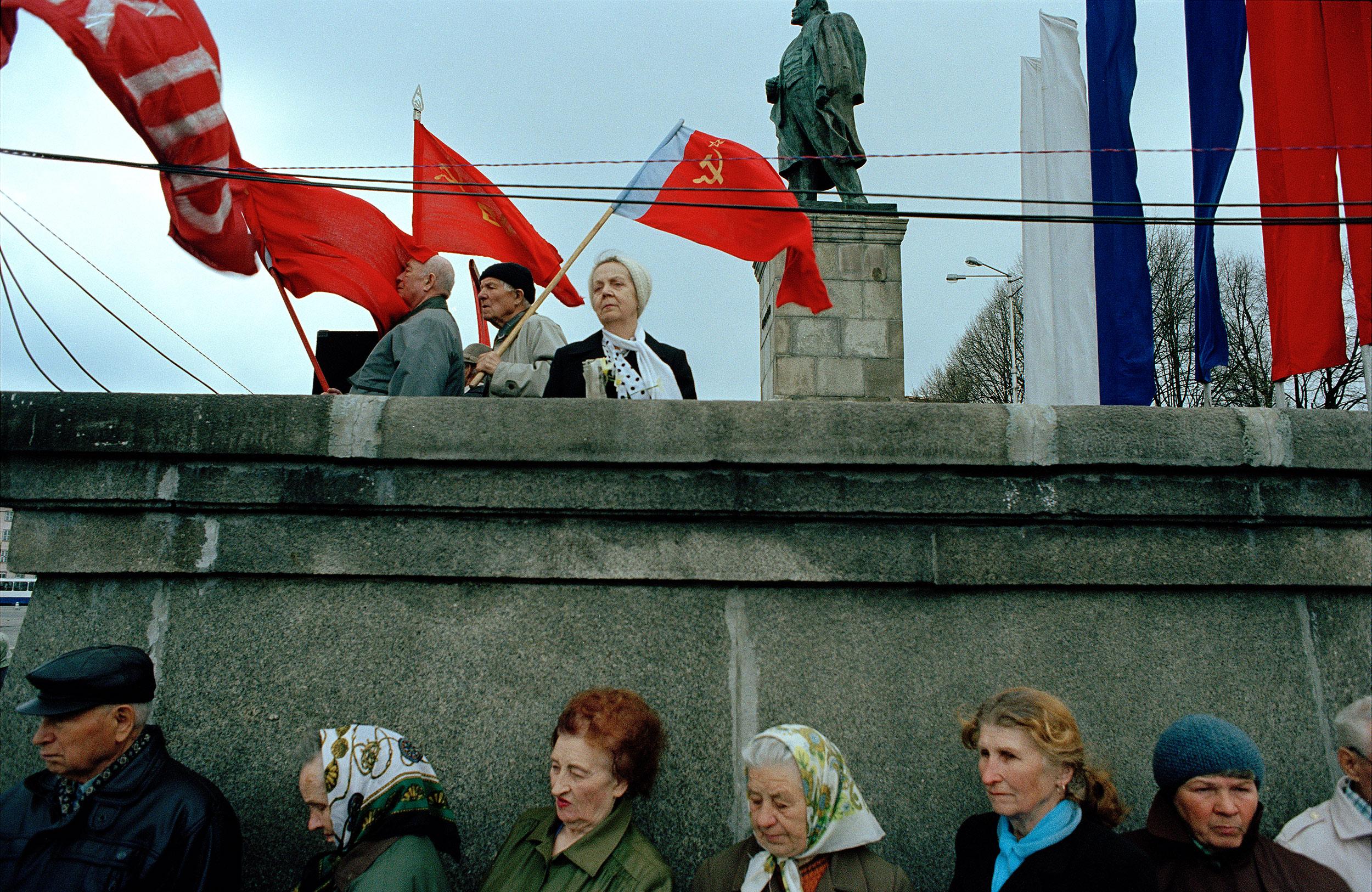 Kaliningrad, May 1, 2003