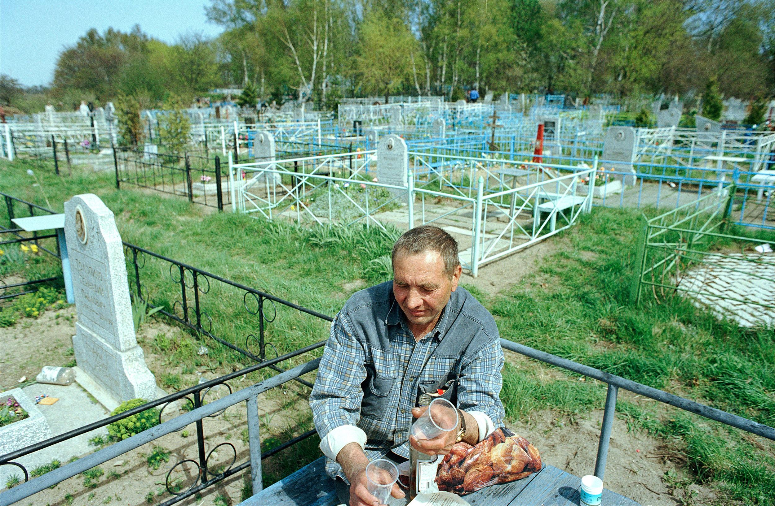 Kaliningrad, spring 2003