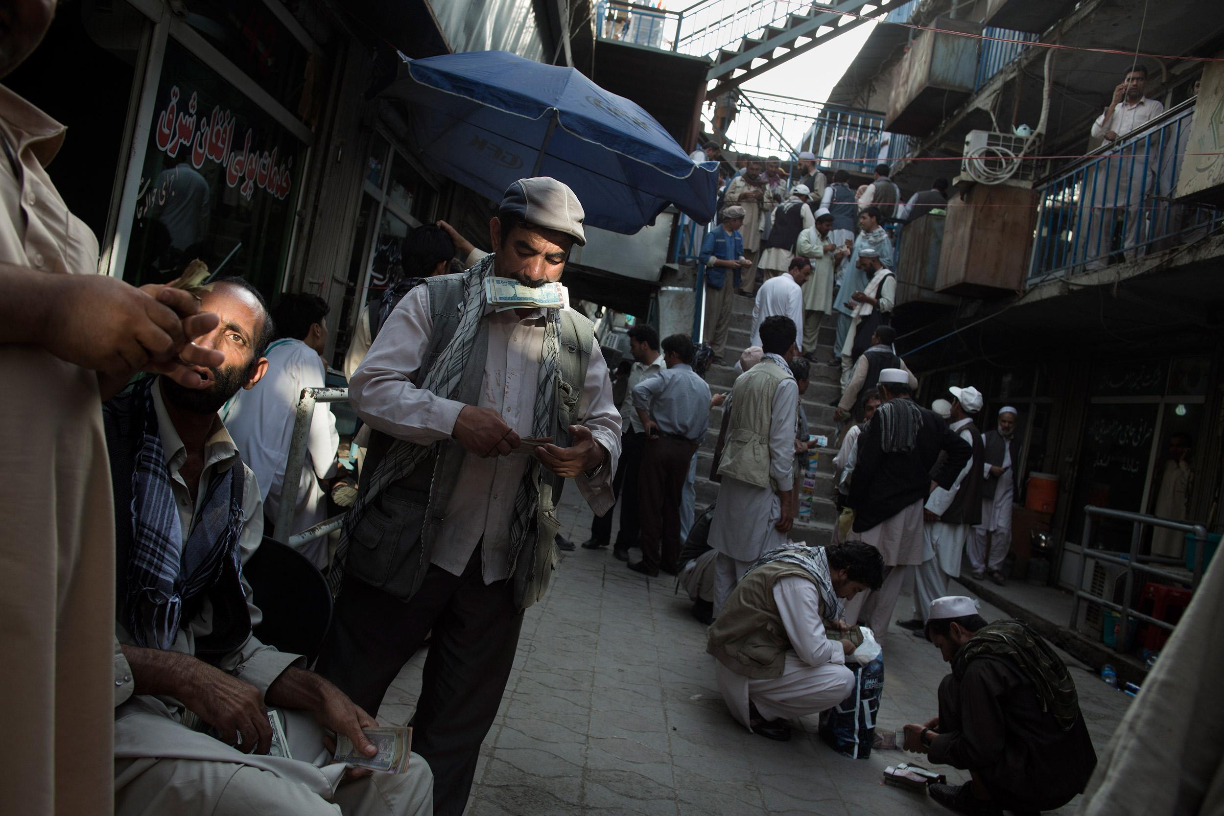 Kabul, Afghanistan 2013