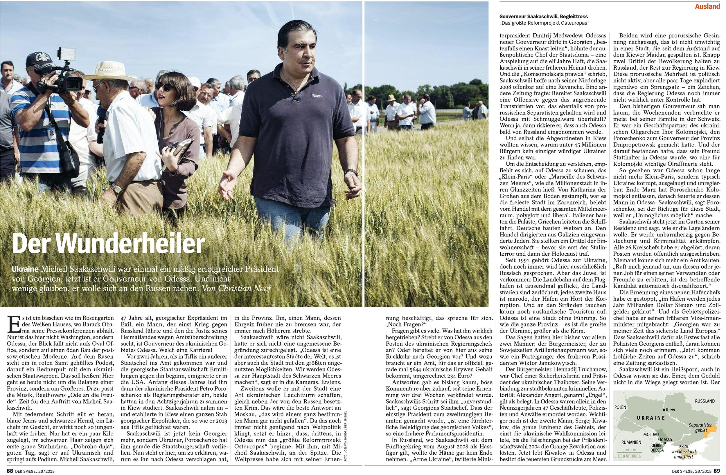 Der Spiegel, 26/2015