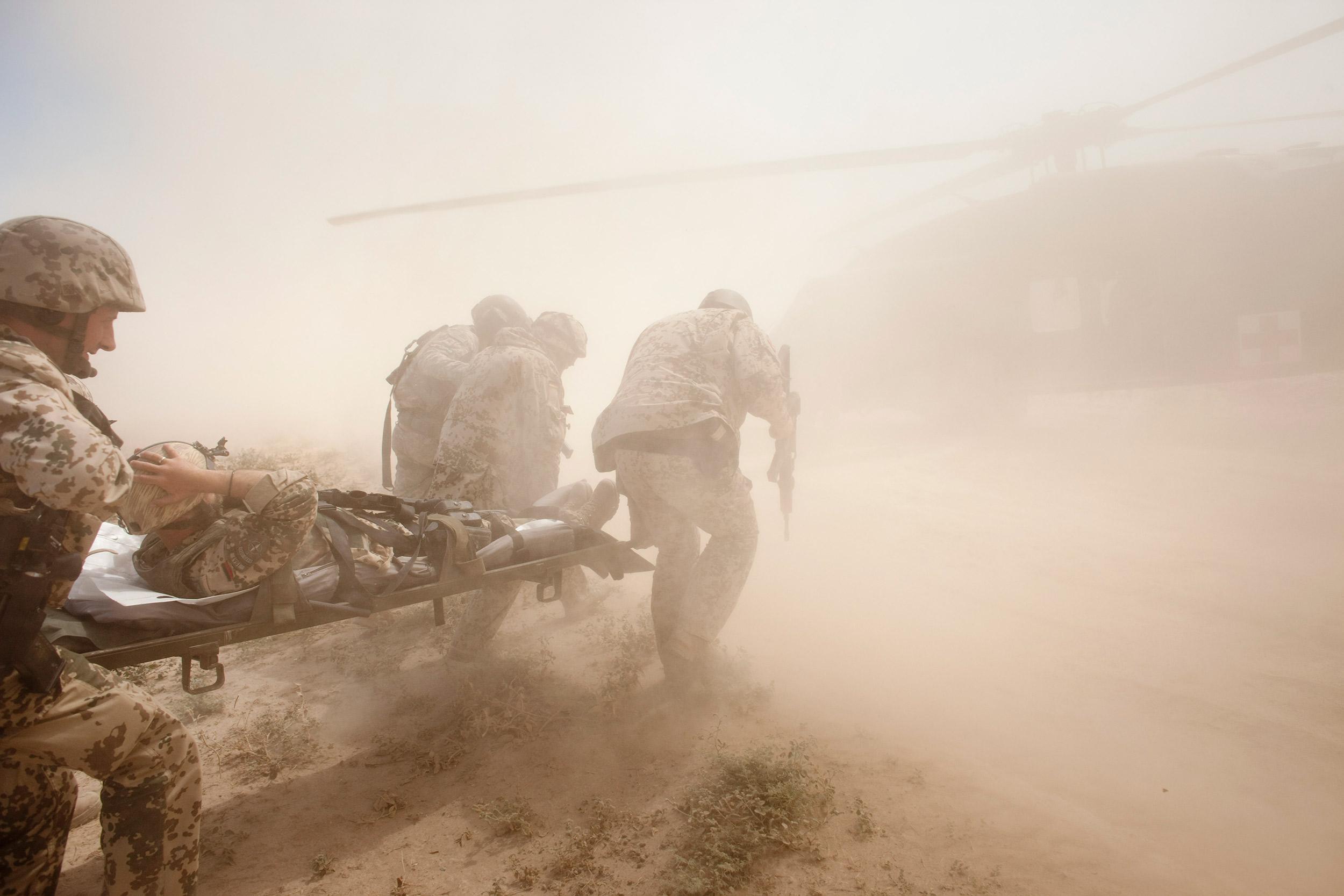 Kunduz, Afghanistan 2010