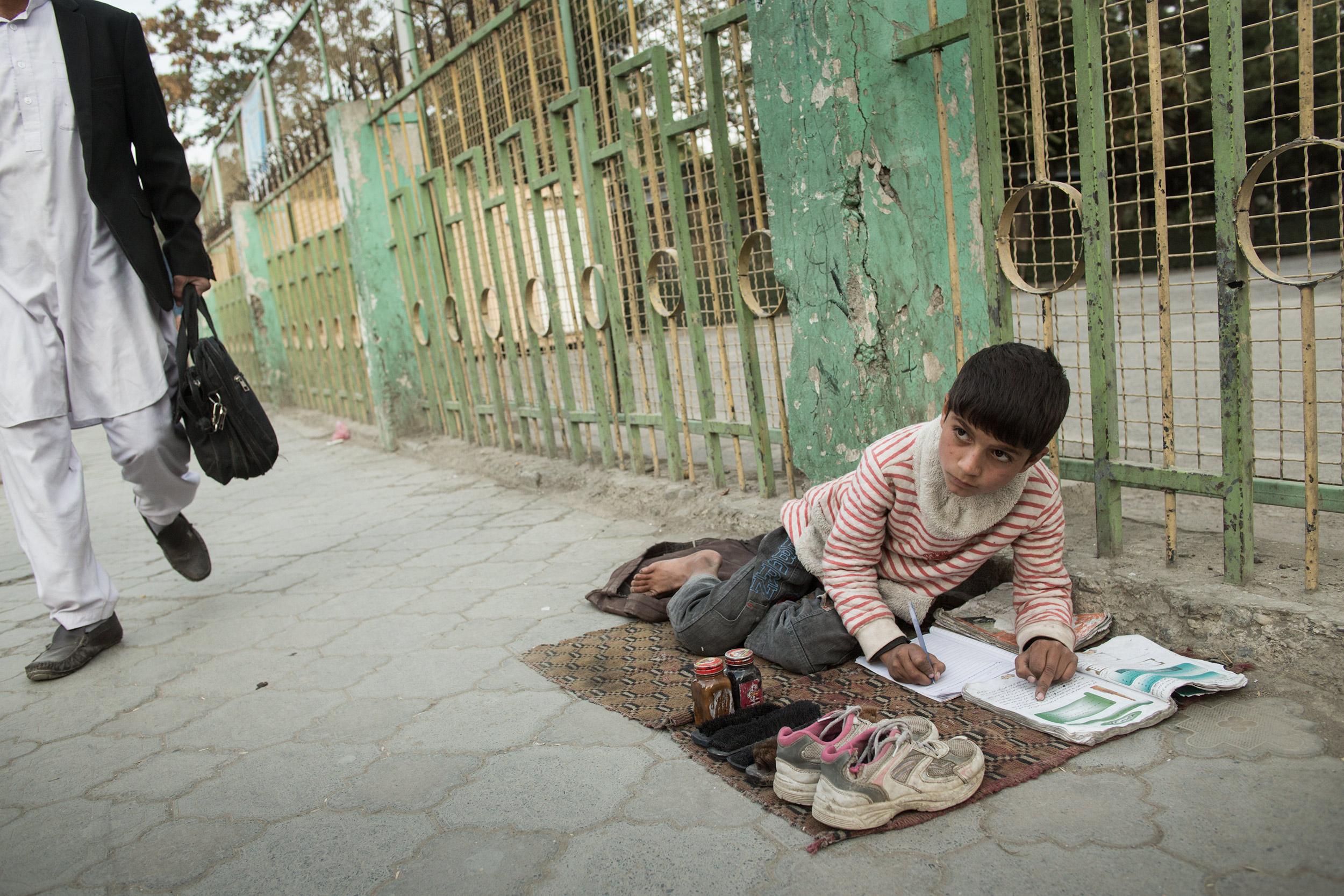 Afghanistan, October 21, 2015
